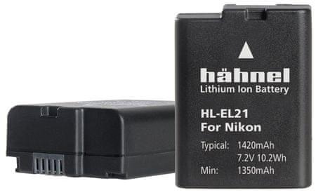 Hähnel baterija EN-EL21 Nikon (HL-EL21)