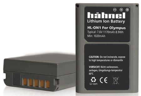 Hähnel baterija BLN-1 Olympus (HL-ON1)