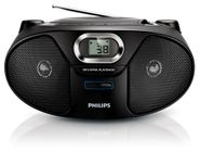 PHILIPS AZ385 hordozható CD-s rádió
