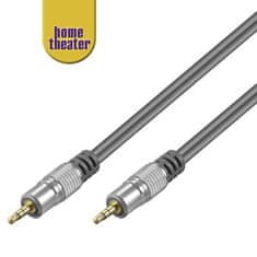 Home Theater HQ Kábel Jack 3,5 mm stereo, M/M, 1,5 m