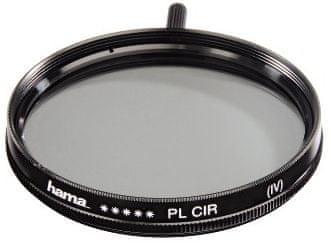 Hama 67 mm polarizační filtr