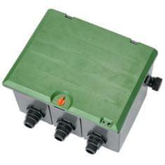 Gardena škatla za tri avtomatske ventile, V3, brez ventila (1255)