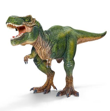 Schleich Prehistorické zvířátko - Tyrannosaurus Rex s pohyblivou čelistí 14525