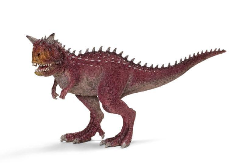 Schleich Prehistorické zvířátko - Carnotaurus s pohyblivou čelistí 14527