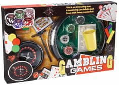 Mac Toys Ruleta set