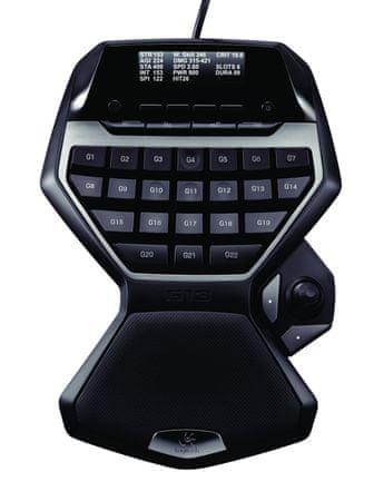 Logitech tipkovnica G13 gameboard, USB (920-005039)