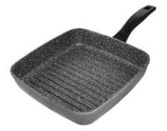 Stoneline Pánev grilovací s mramorovým povrchem 26 cm (WX-7515)