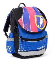 Karton P+P Anatomiczny plecak Cool-plus FOOTBALL