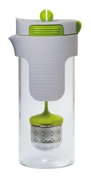 Stoneline Konvička na čaj a kávu nerez 750 ml zelená