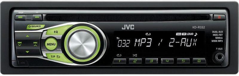 JVC KD-R332