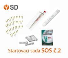 Standard Diagnostics SOS # 2 Vérmintavevő szett