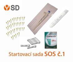 Standard Diagnostics SOS # 1 Vérmintavevő szett