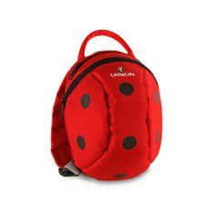 LittleLife Plecak Animal Toddler Daysack - Ladybird L10239