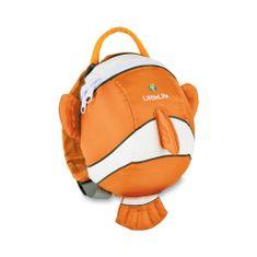 LittleLife Plecak Animal Toddler Daysack - Clownfish