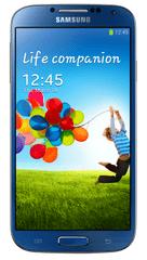 SAMSUNG i9505 Galaxy S 4, Blue - II. akosť