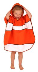 LittleLife Ultralight Poncho Towel - Ryba