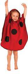 LittleLife Ultralight Poncho Towel - Beruška