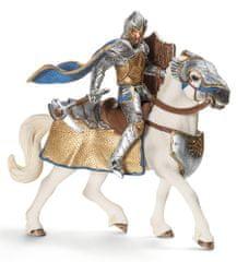 Schleich Rytíř na koni 70108
