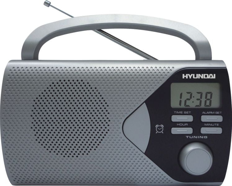 Hyundai PR200 Silver