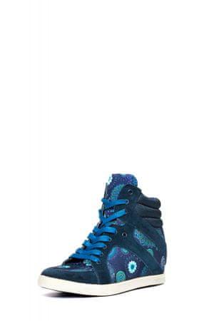Desigual 36KS116 5012 aw Női magasszárú cipő 2d2515267c