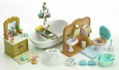 Sylvanian Families Koupelna s toaletou 2952