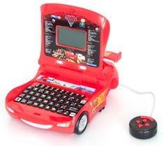 Clementoni Detský počítač Cars2