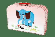 Teddies Játék bőrönd, Kisvakond és Elefánt