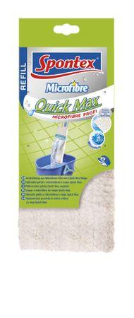 Spontex Wkład z mikrofibry do mopa Quickmax Profi