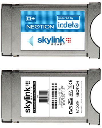 Irdeto NEOTION SKYLINK READY CI+ modul