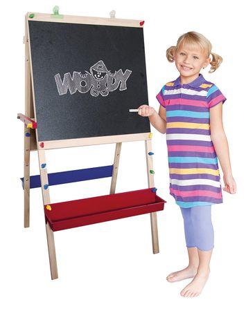 Woody Kétoldalas rajztábla