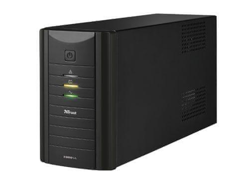 Trust Oxxtron 1000VA UPS (17680)