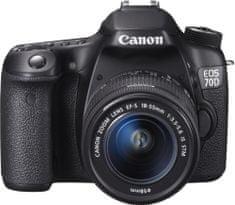 Canon EOS 70D +18-55 STM