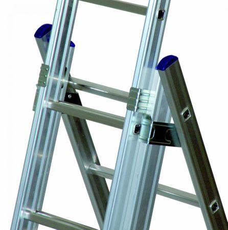 Facal trodelna lestev SL180-3, 3x6
