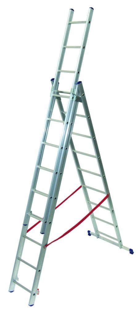 Facal 3x12, schodišťová úprava (SL350-3)
