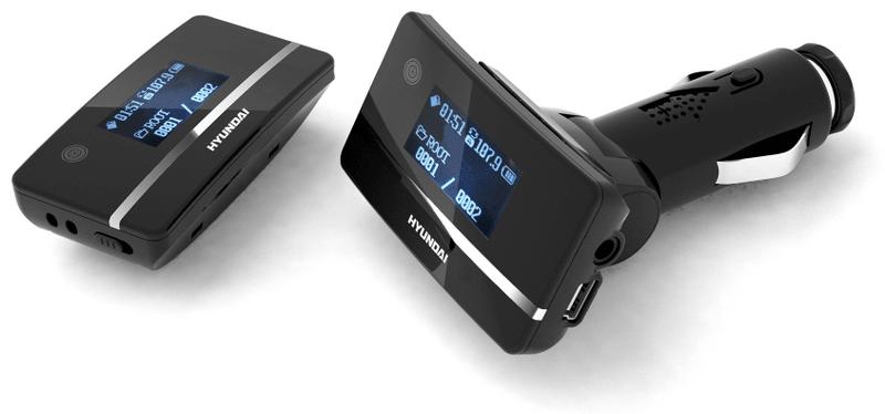 Hyundai FMT 212 MP FM Transmitter s MP3 přehrávačem