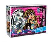 Albi Monster High Skrášľovacie štúdio