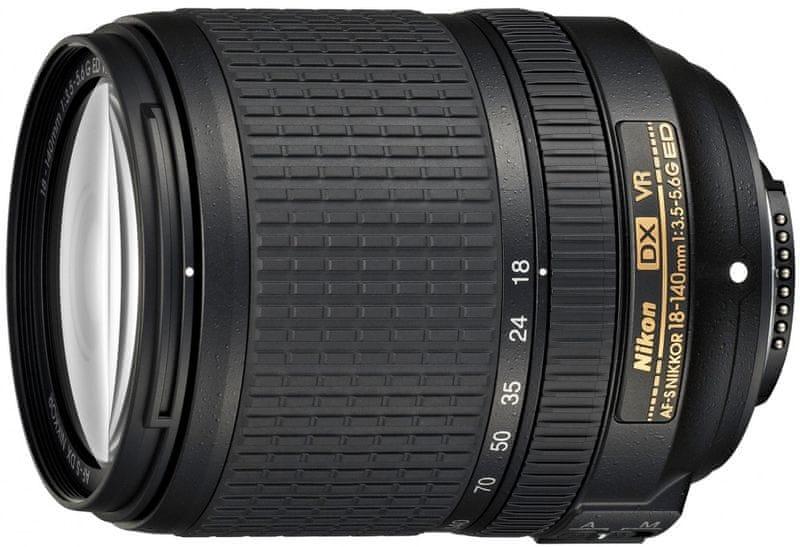 Nikon AF-S DX NIKKOR 18–140 mm f/3,5–5,6G ED VR