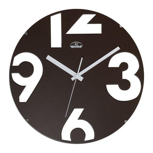 Bentime Nástěné hodiny HS10-H16BR