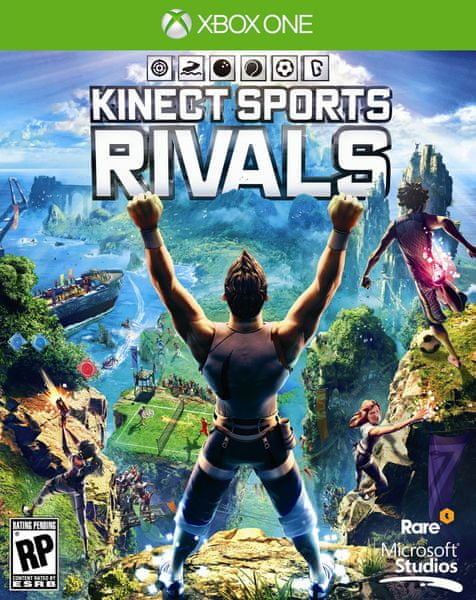 Microsoft Kinect Sports Rivals / Xbox One