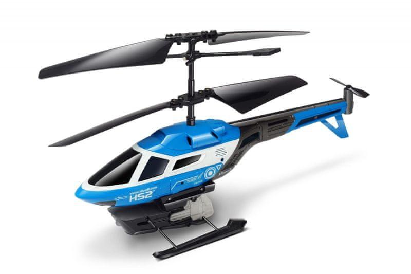 Silverlit R/C Helikoptéra Heli Splash (stříká vodu)