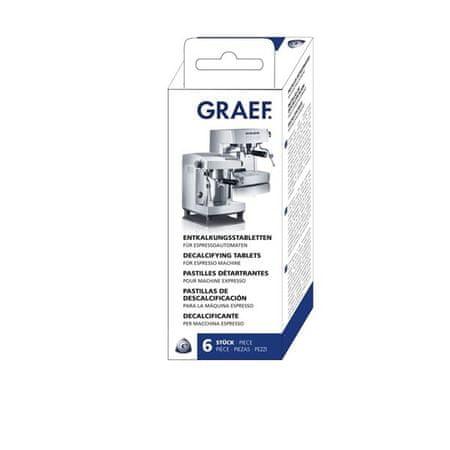 GRAEF Odvápňovací tablety 145618
