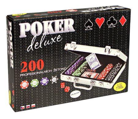 Albi Poker deluxe Társasjáték