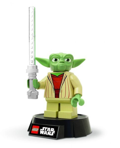 LEGO® Star Wars - Yoda stolní lampa