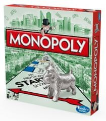 HASBRO Nové Monopoly SK