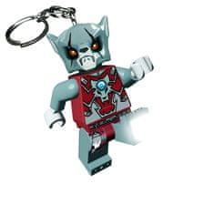 LEGO® Chima - Worriz privjesak za ključeve s LED svjetlom