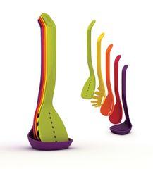 Joseph Joseph Nest Utensils Multi-colour - sada kuchyňských nástrojů