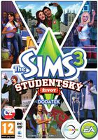 EA Games The Sims 3 Studentský život / PC