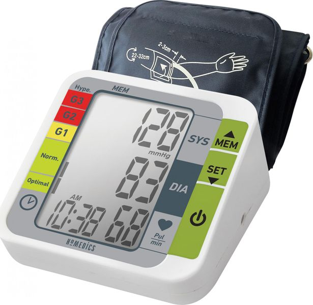 Homedics Pažní monitor krevního tlaku