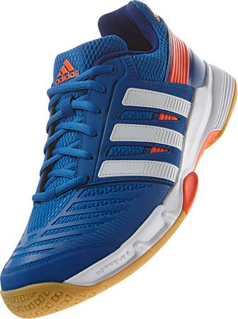 Adidas Court Stabil 10.1 Blue Red White 8 eea07152f4