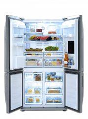 Beko ameriški hladilnik GNE134630X